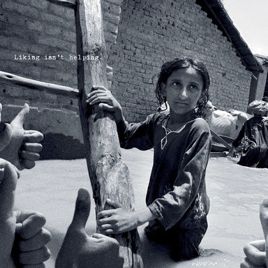 Liking Isn't Helping - Flood