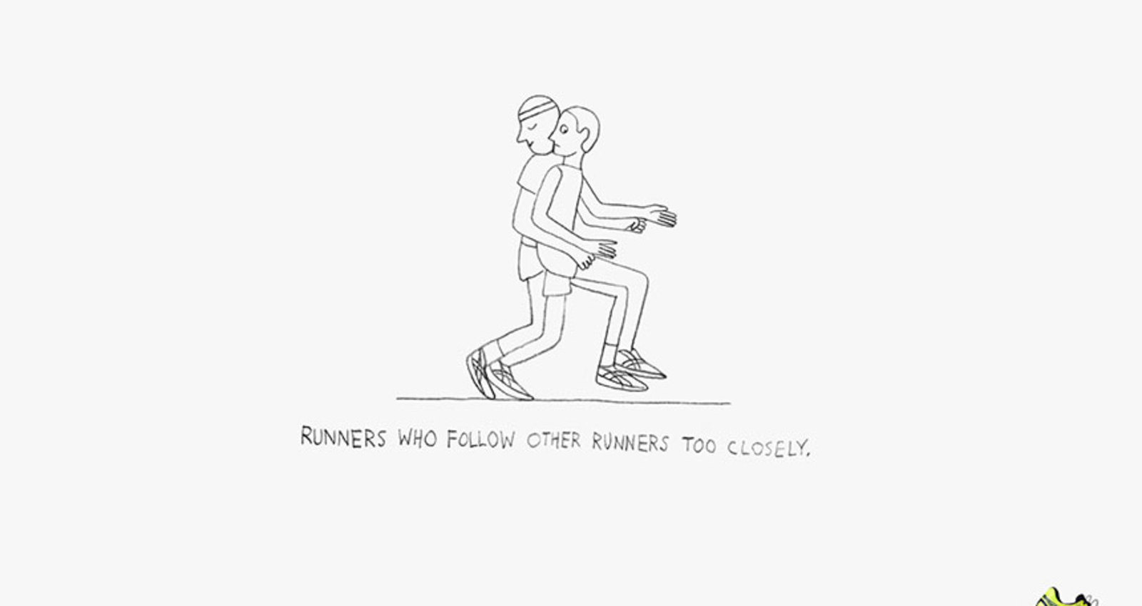 All Runners Welcome Poster Campaign
