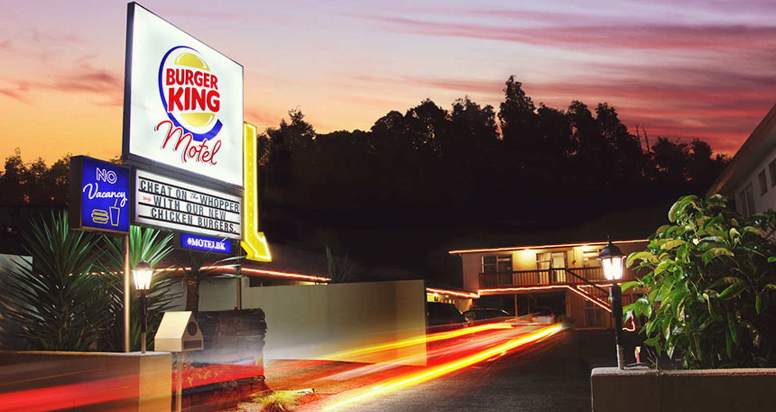 Motel Burger King