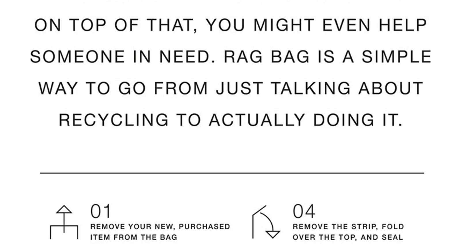 The Rag Bag