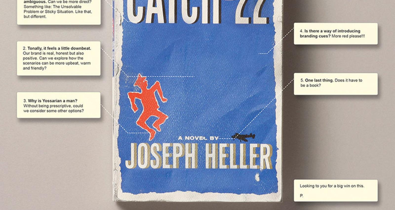 Winston Fletcher 'Catch 22'