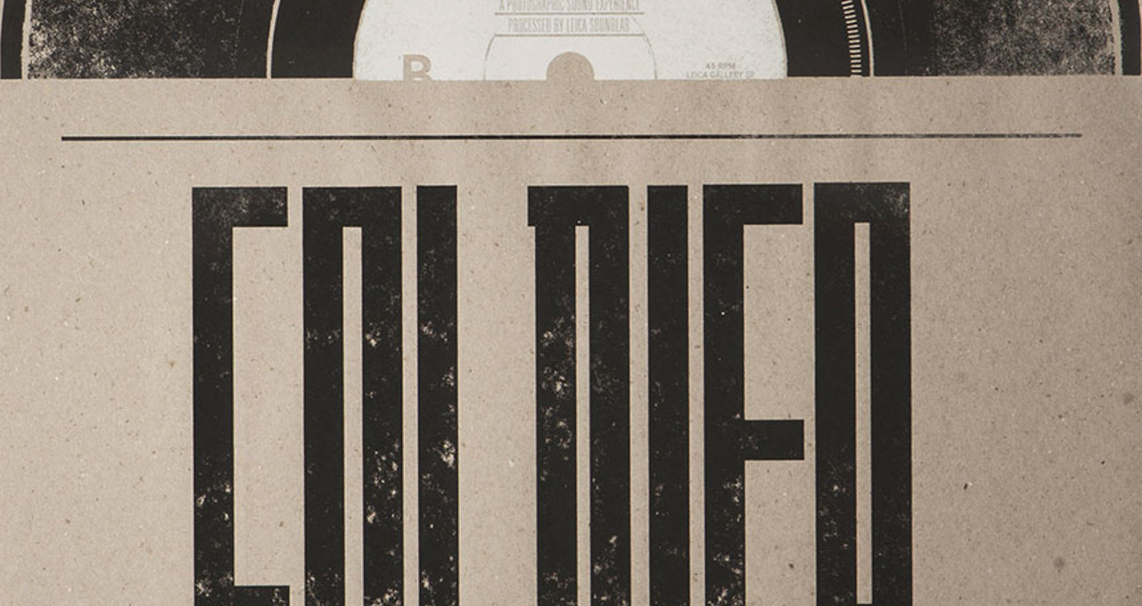 Soundlab Posters