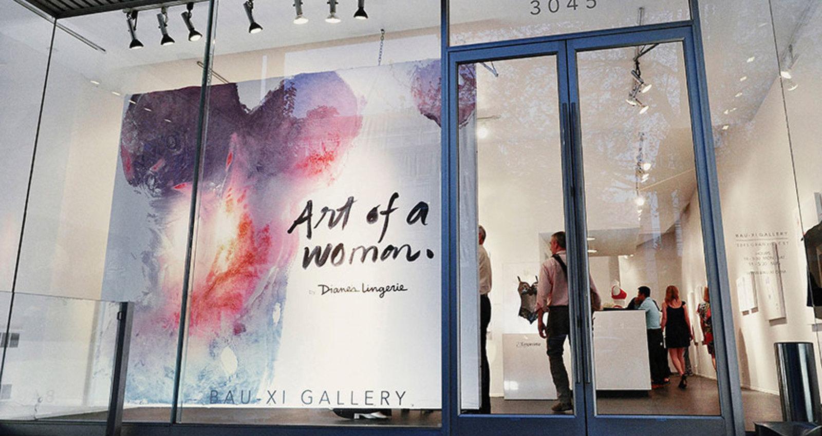 Art of a Woman