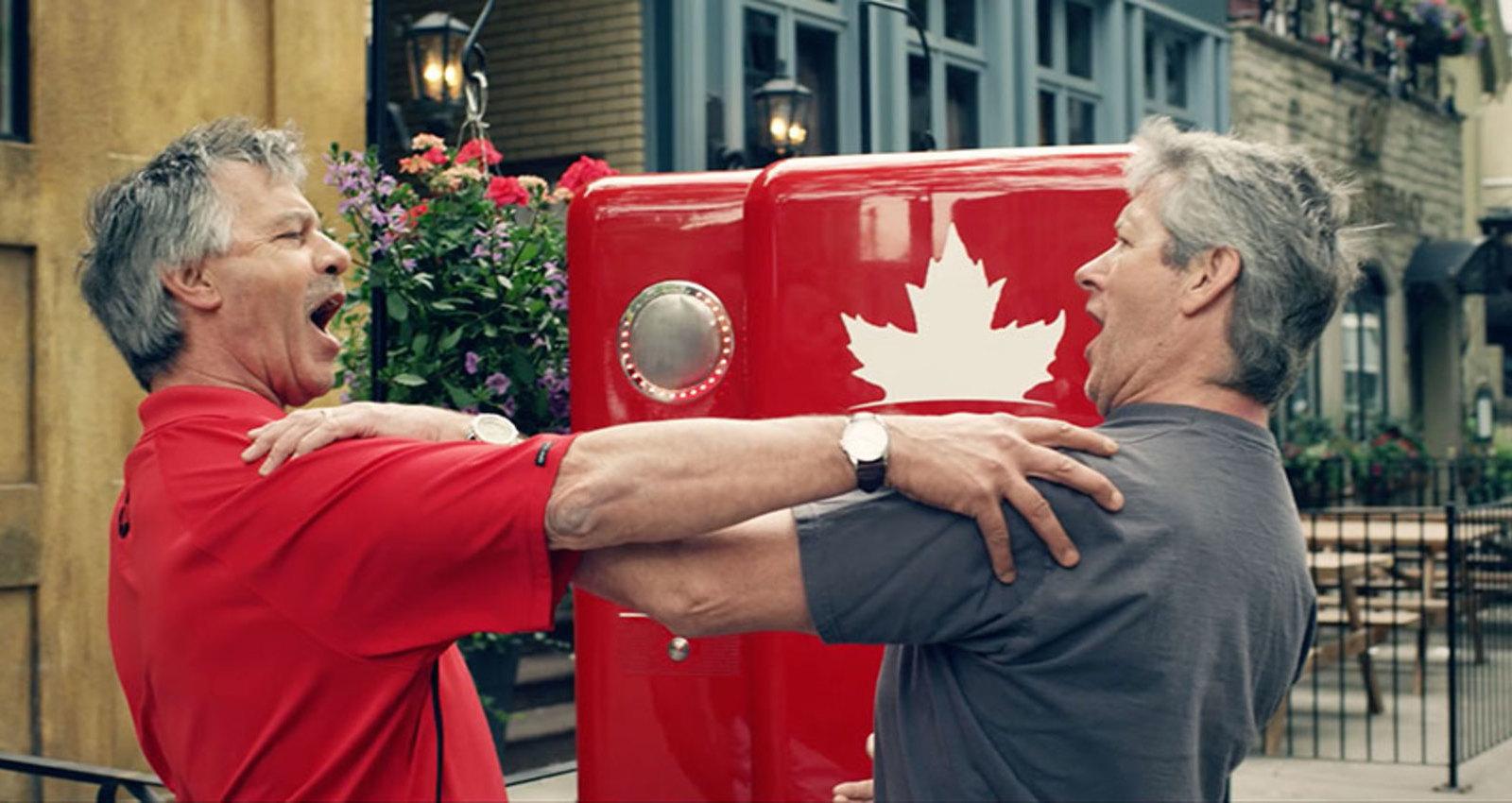The Beer Fridge - O Canada