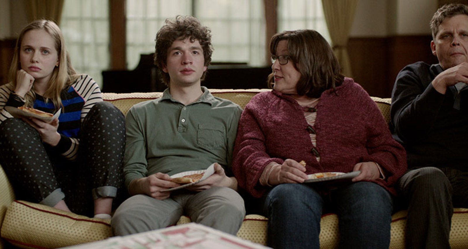 Awkward Family Viewing - Whats He In