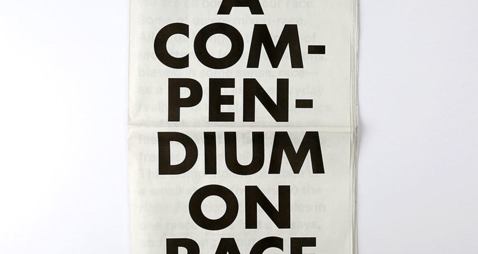 A Compendium on Race