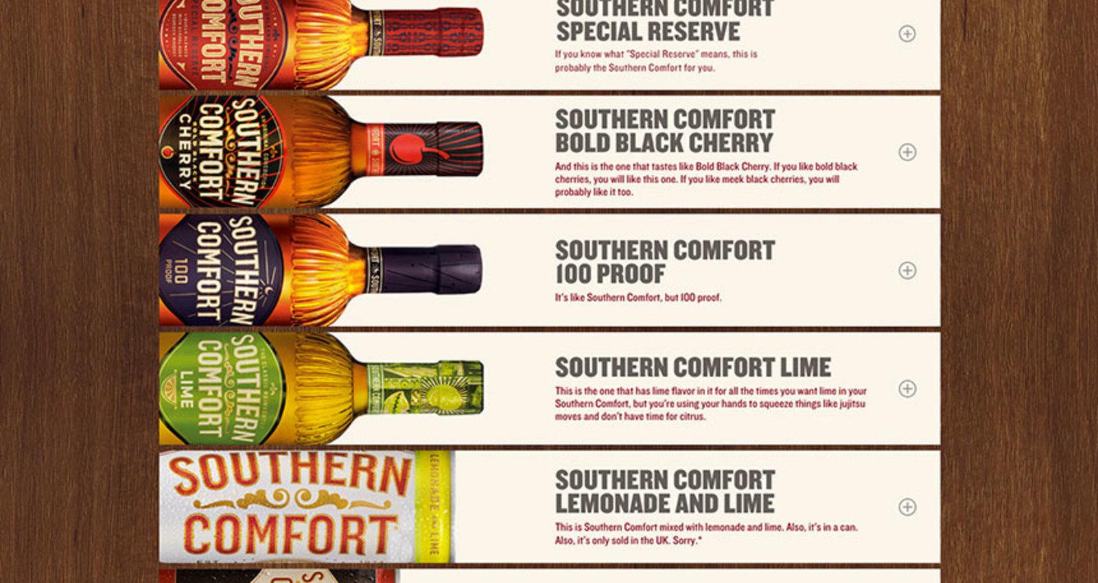SouthernComfort.com