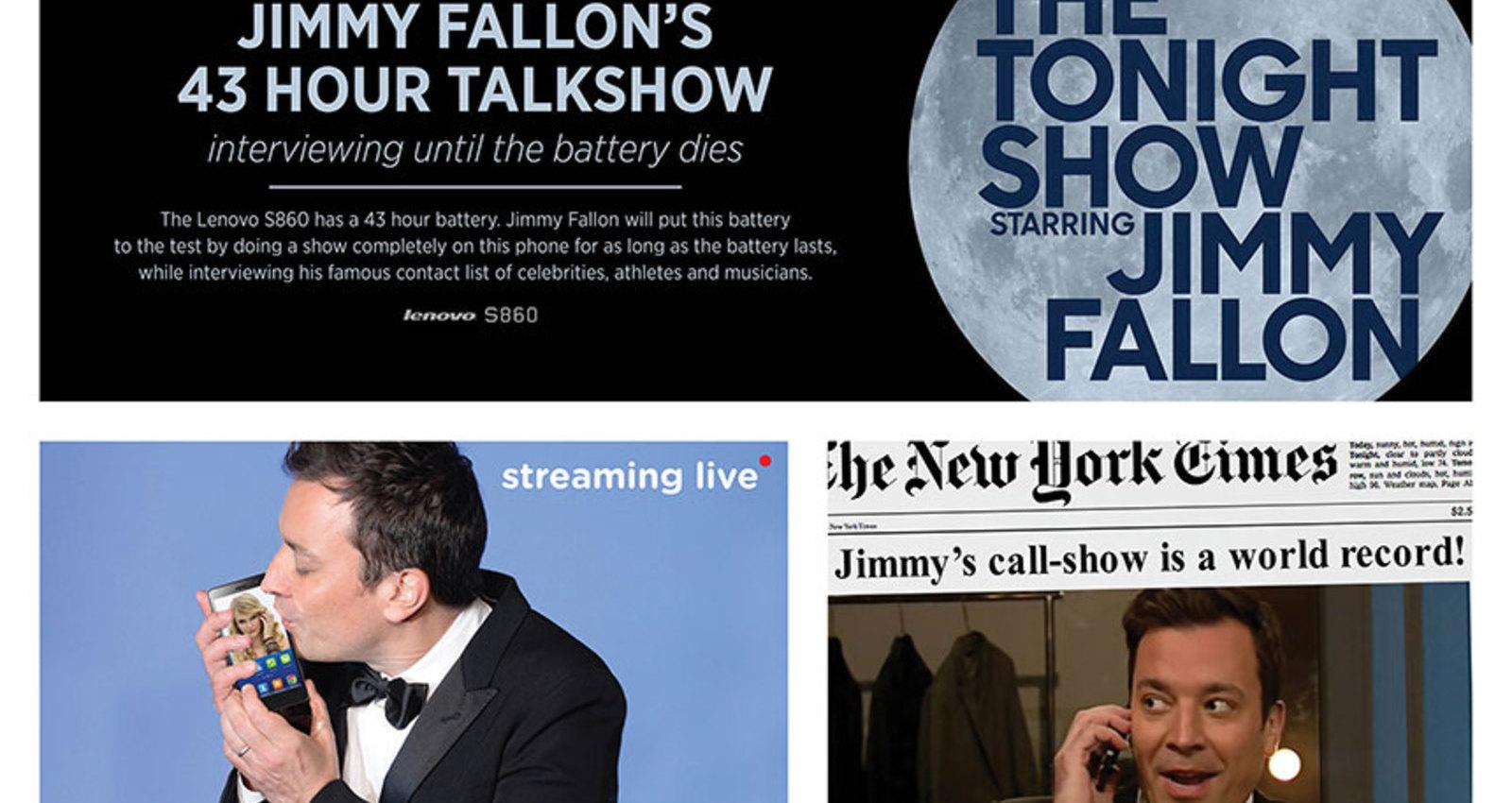 43 Hour Talk Show