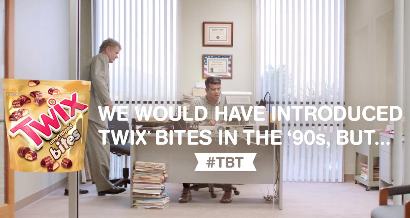 #TBT TV Campaign