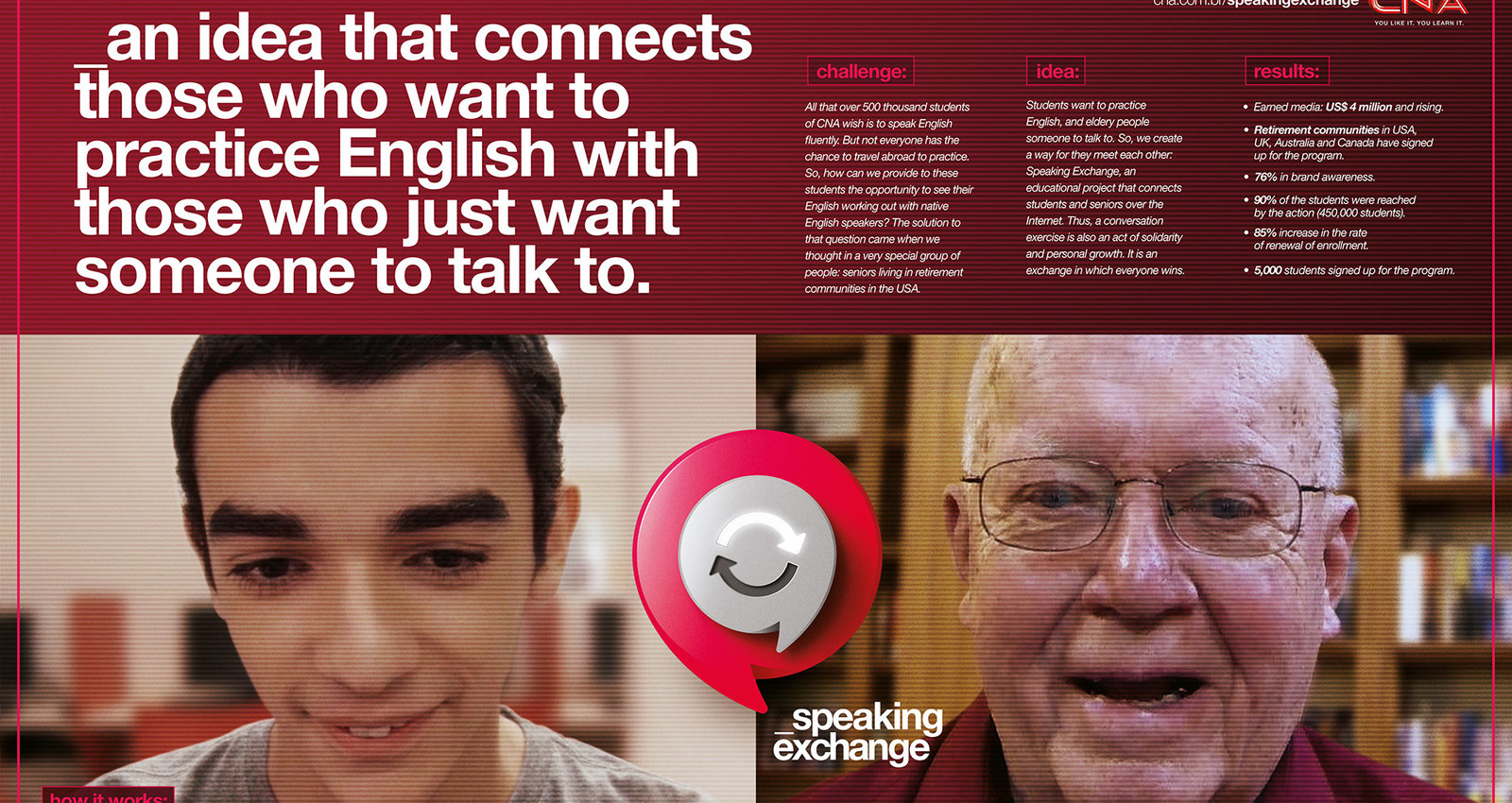 SPEAKING EXCHANGE
