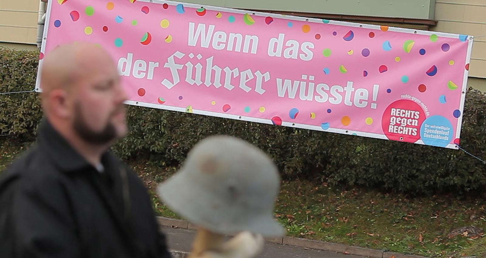 Nazis against Nazis – Germany's most involuntary charity walk