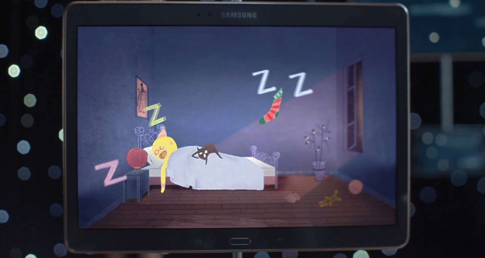 Samsung Holiday Dreams