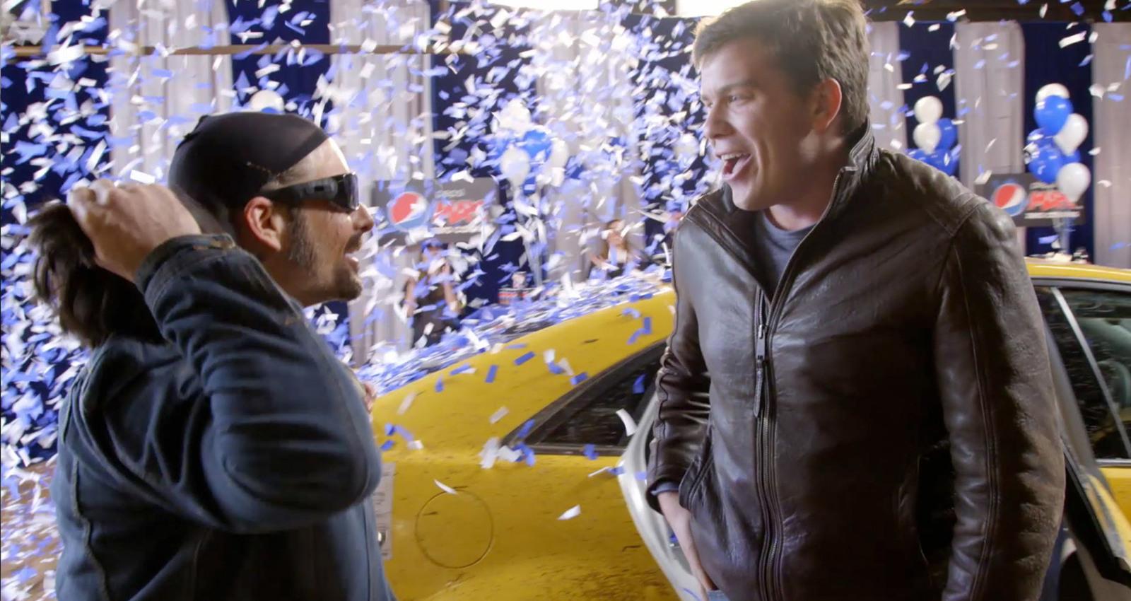 Pepsi MAX Presents: