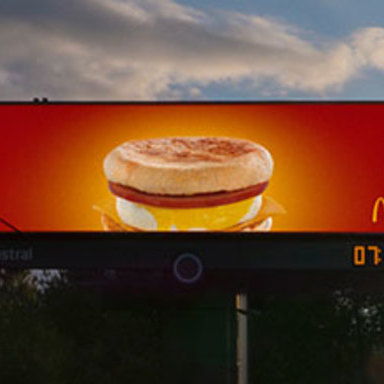 McMuffin Sunrise