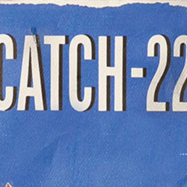 Winston Fletcher 'Catch 22'