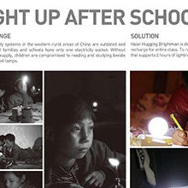 LIGHT AFTER SCHOOL