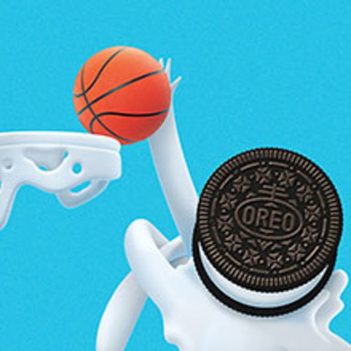 Wild Postings: Dunk with Oreo, Trochut