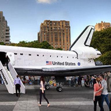 Pop-Up Shuttle