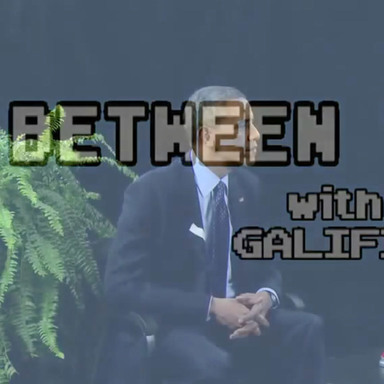 Between Two Ferns with Zach Galfianakis: President Barack Obama