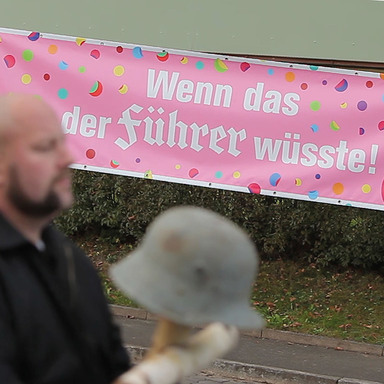 Nazis against Nazis – Germany's most involuntary charity walk
