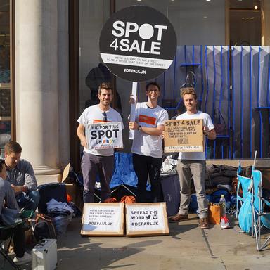 Spot 4 Sale