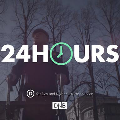 The 24 hour ad break