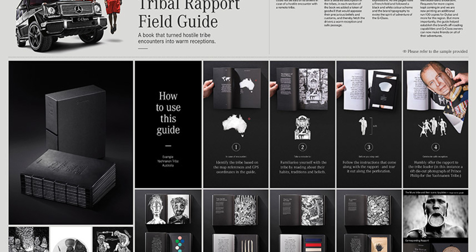 The Tribal Rapport Field Guide