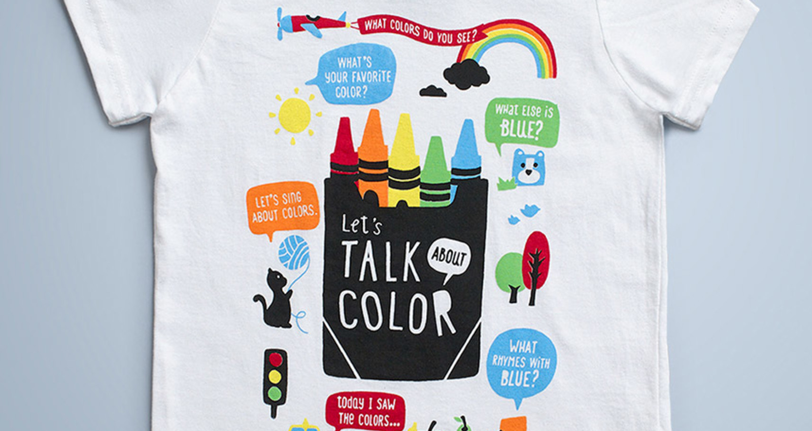 Talk, Read, Sing