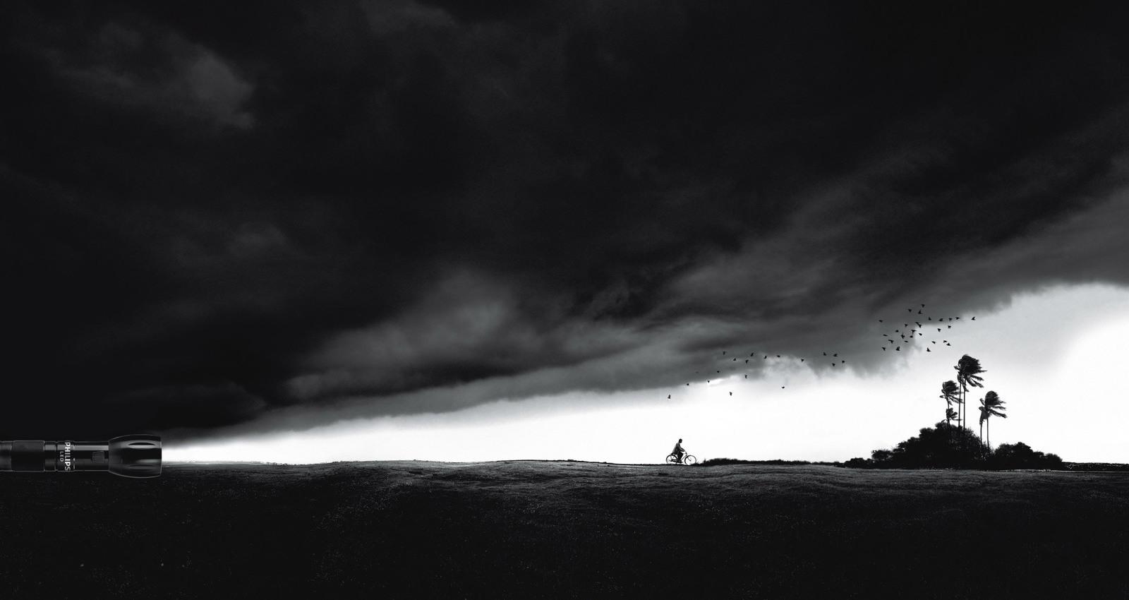 Philips LED Day Light - Storm