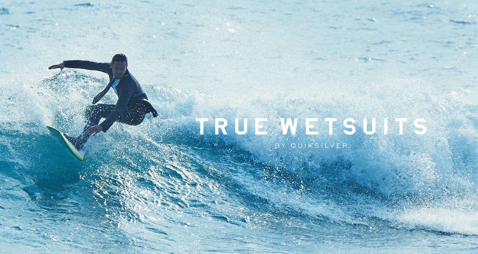 True Wetsuits