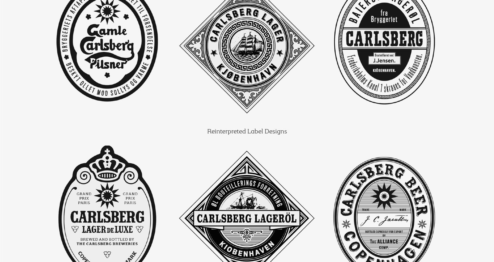 Vintage Label Series