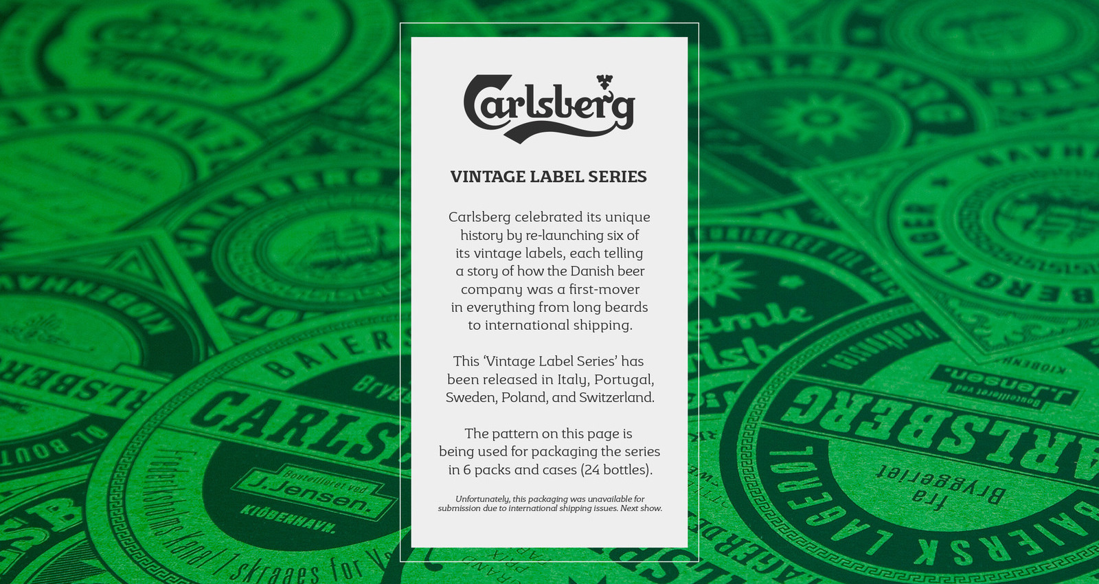 Vintage Label Series