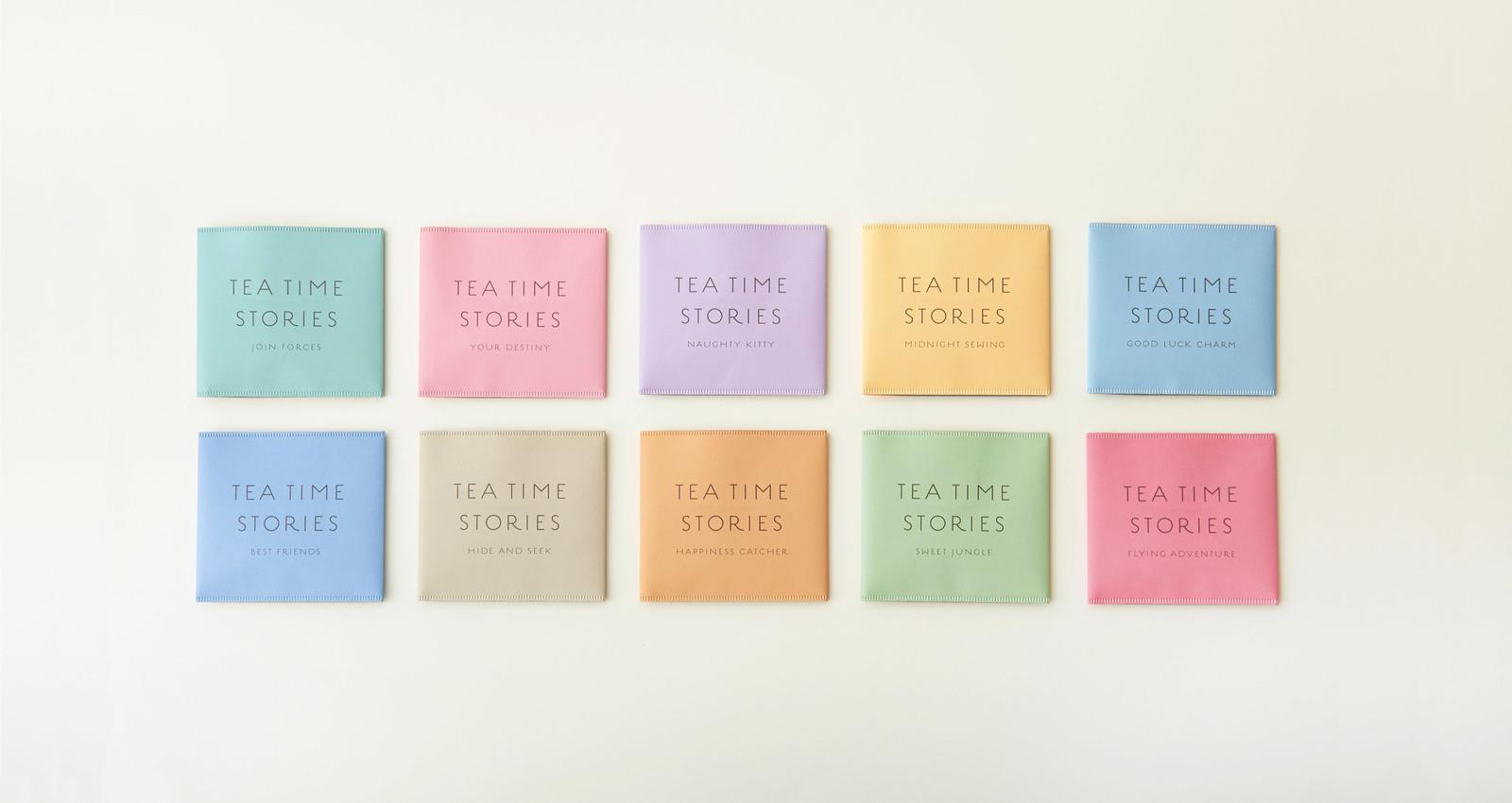 TEA TIME STORIES