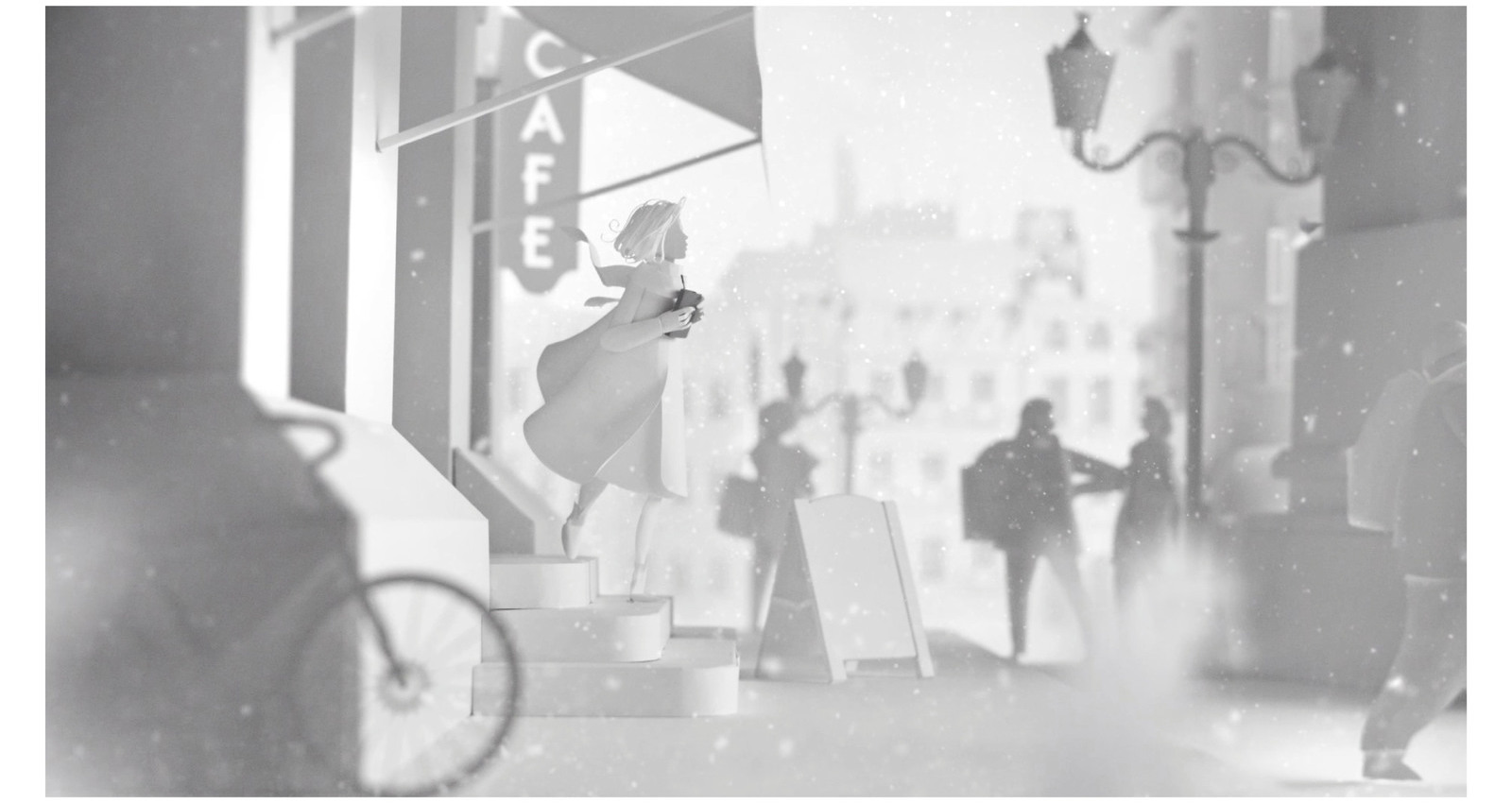 A Parisian Winter Tale