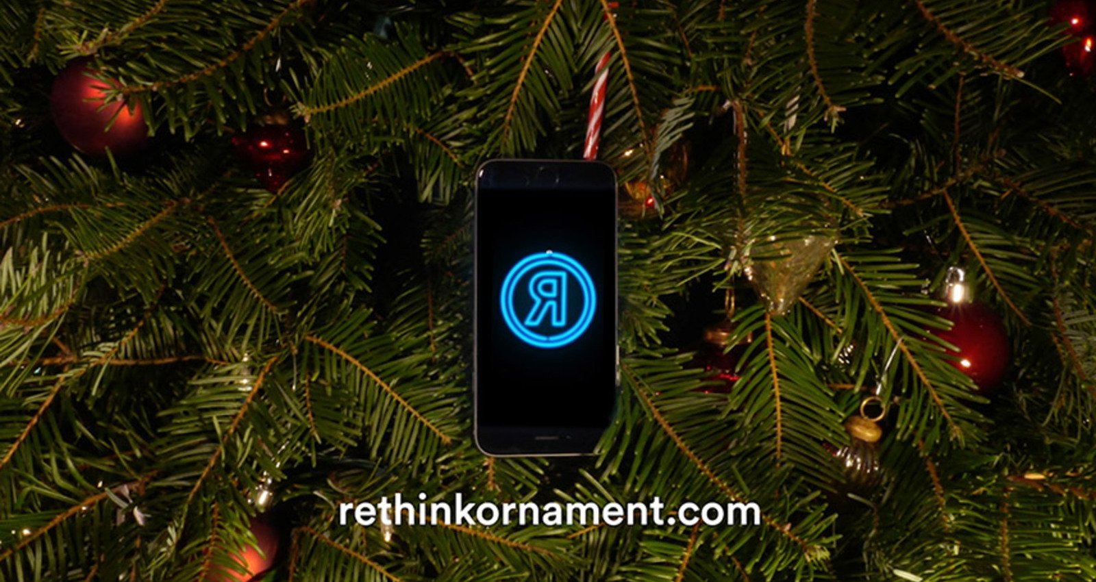Rethink Ornament