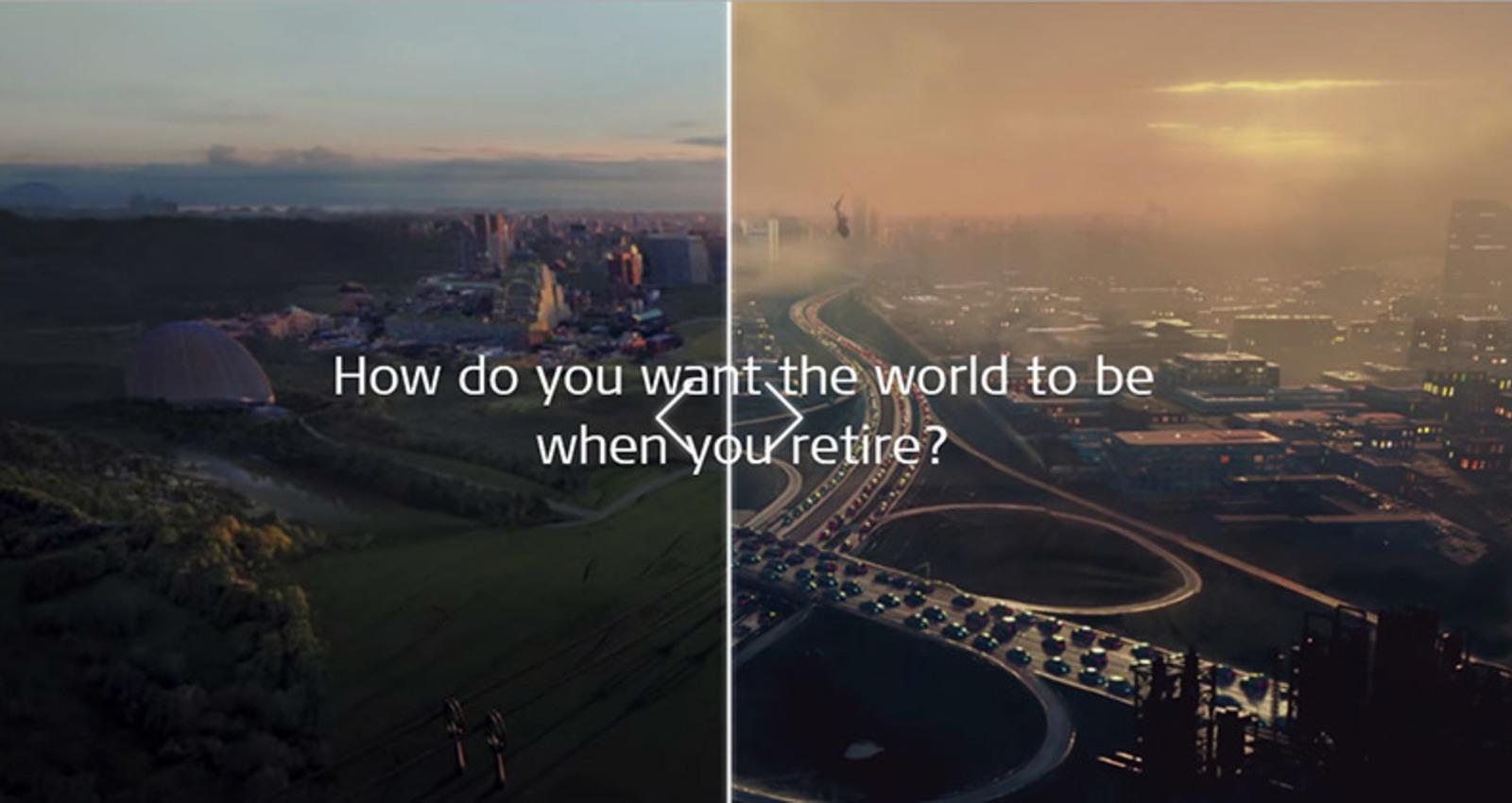 Earth 2045