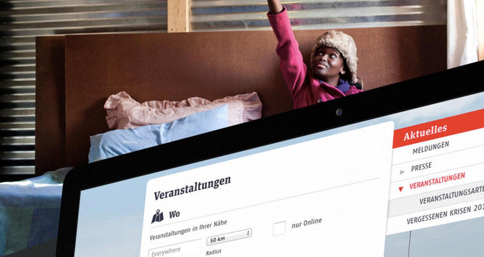 MSF WEBSITE-RELAUNCH