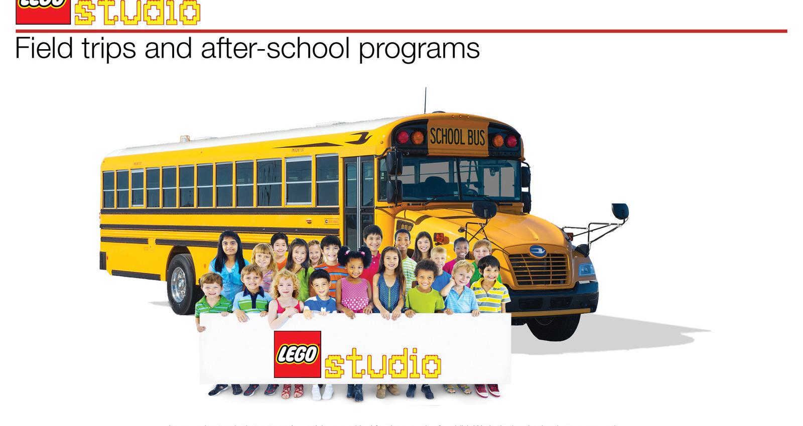 Lego Studio