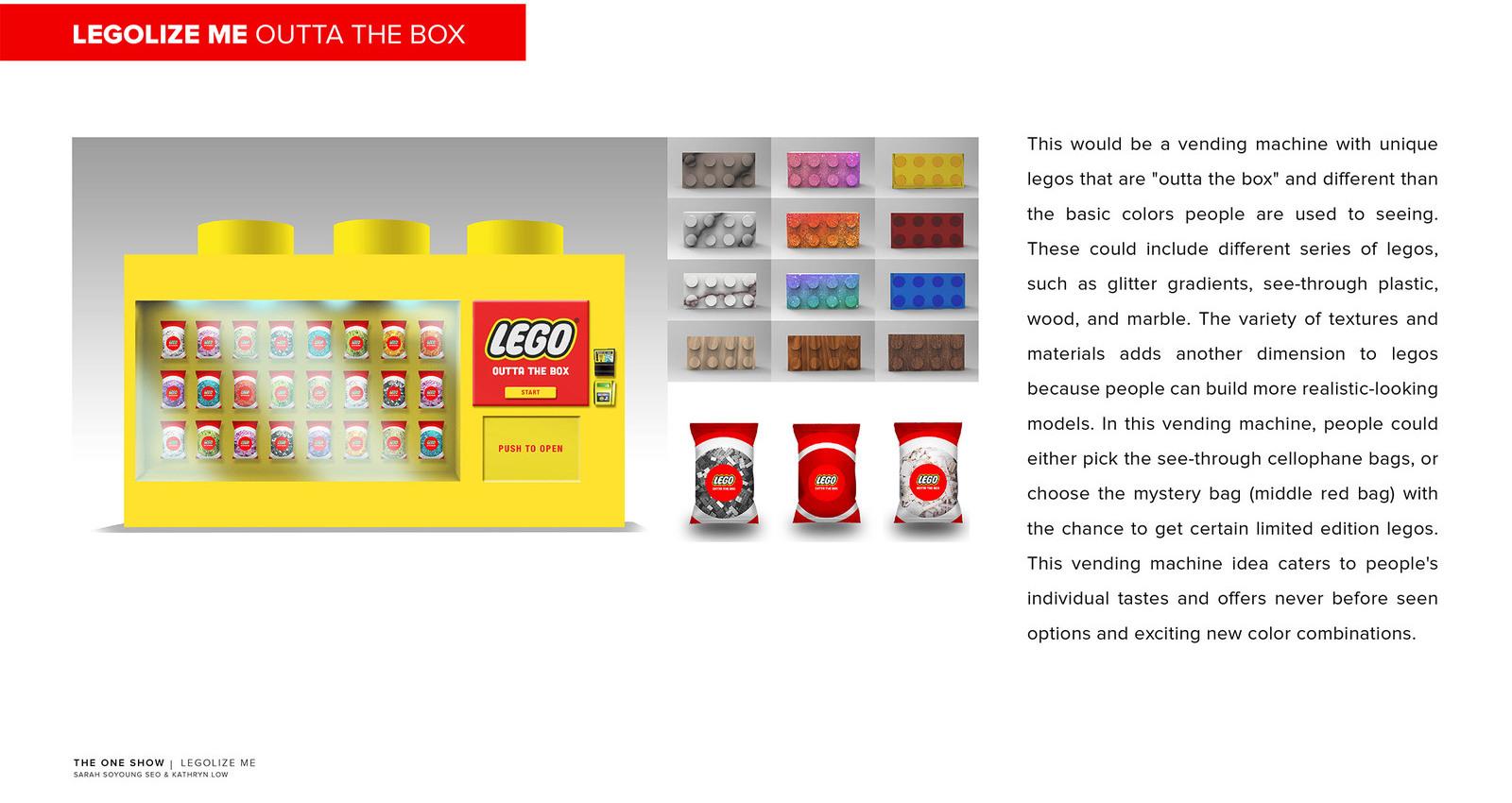 Legolize Me