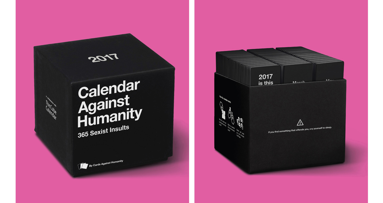 Calendar Against Humanity