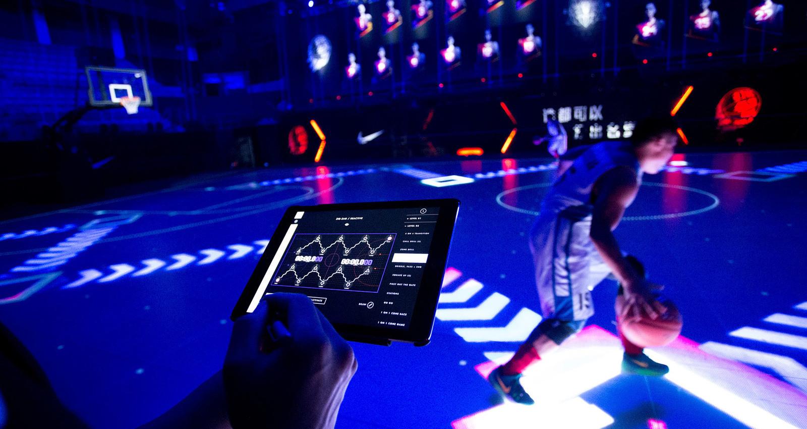 Nike Rise China 2.0 - Innovation