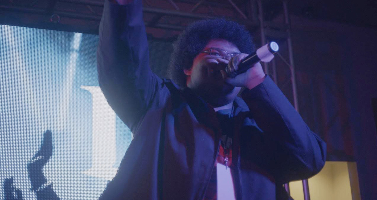 Can this 17 year-old reignite the golden age of Hip Hop? Meet AFRO. 10MM views and counting.