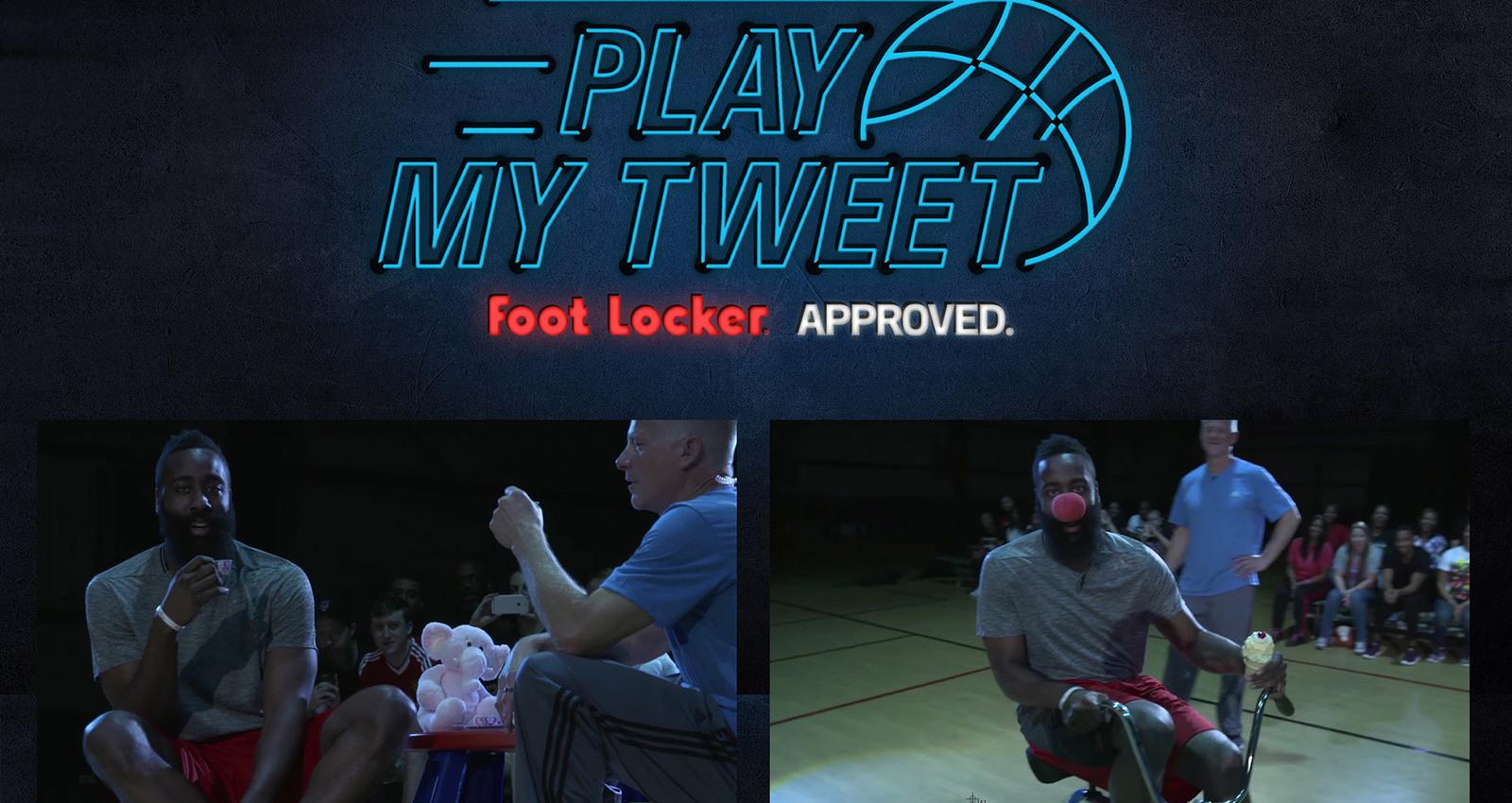 Play My Tweet