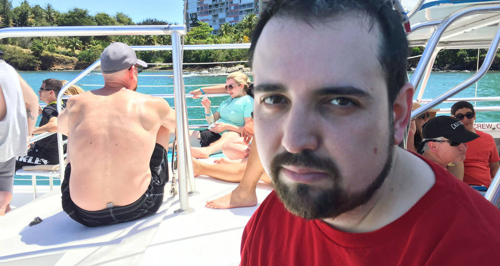 Miserable in Puerto Rico