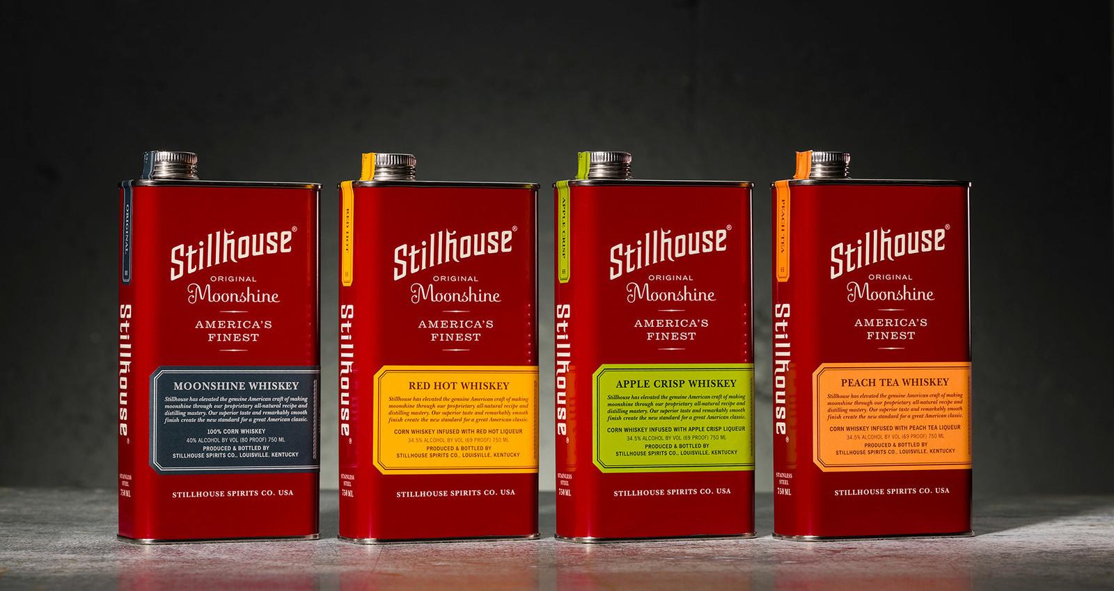 Stillhouse Packaging