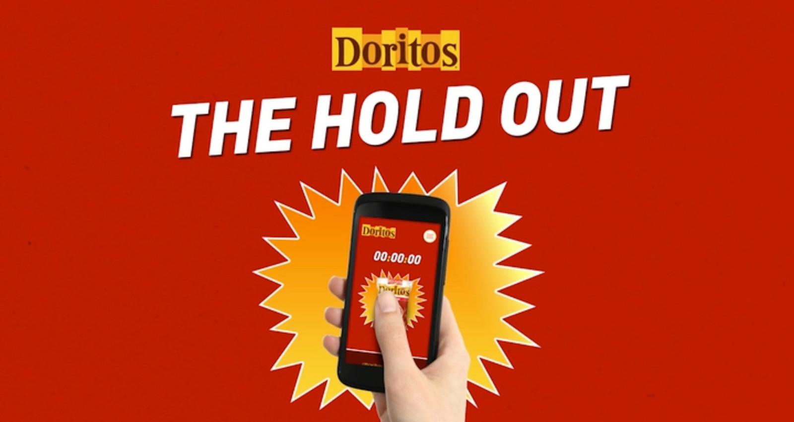 Doritos Ketchup