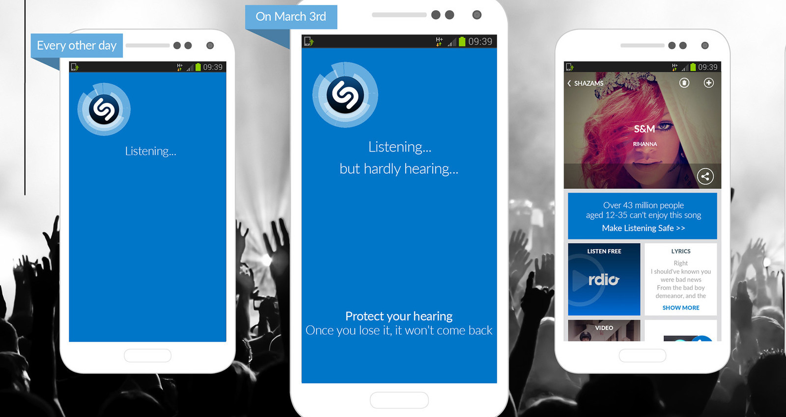 The Day Shazam Went Deaf