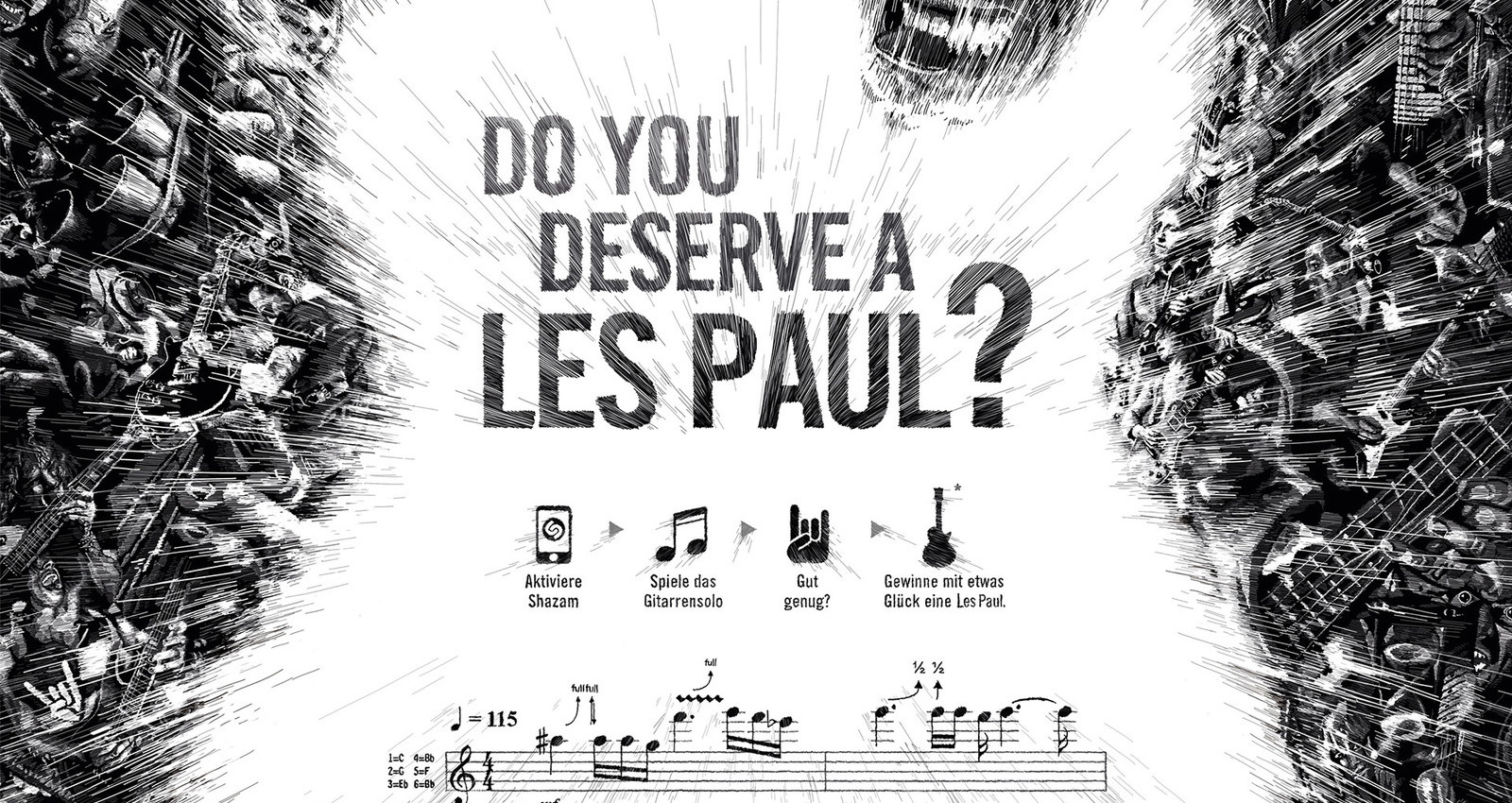 The Les Paul Skill Check