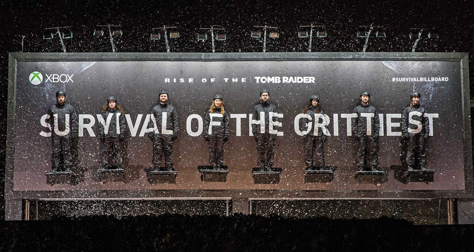 Survival Billboard