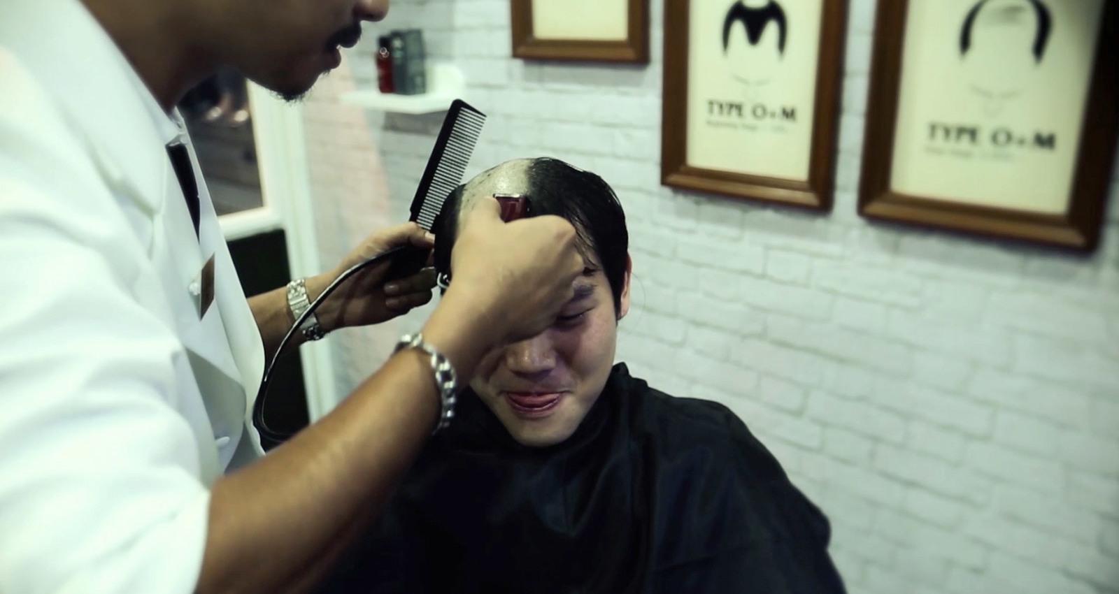 Bald Barbershop